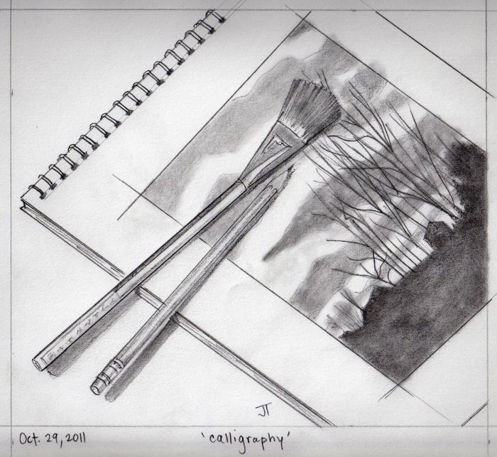 'calligraphy'