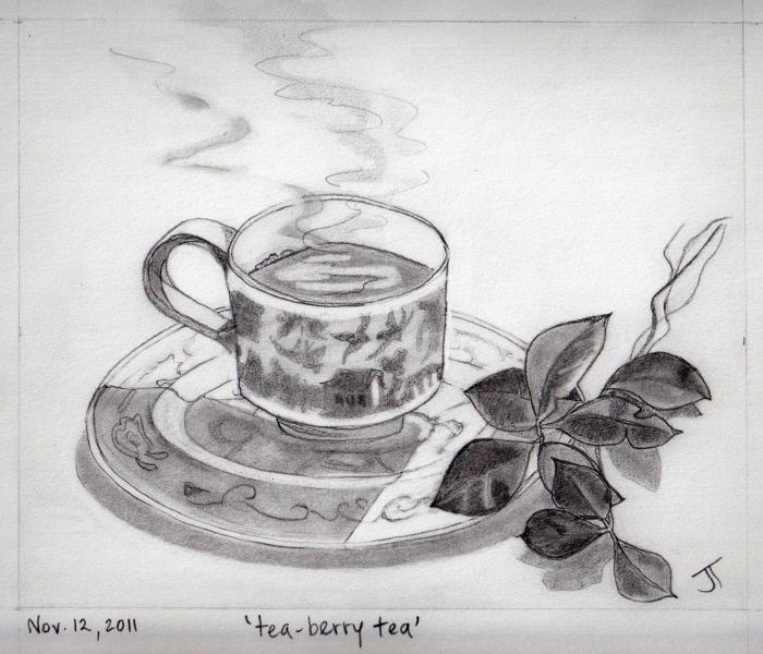 'tea-berry tea'