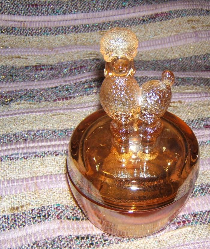 poodle dresser jar