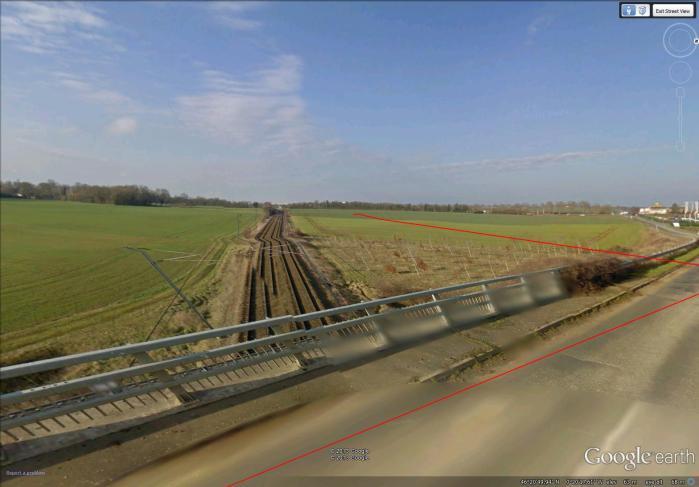 train track!