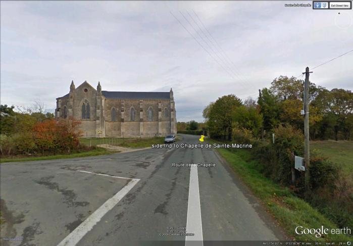 Chapelle de Sainte-Macrine