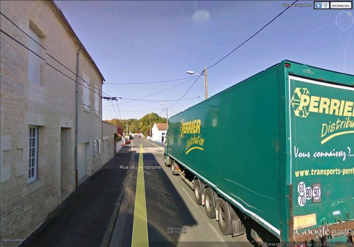 Perrier truck