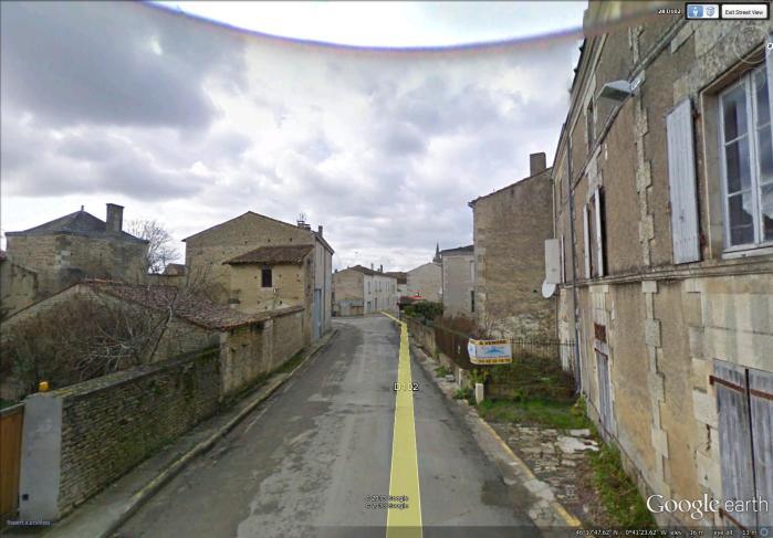 street in Arcais