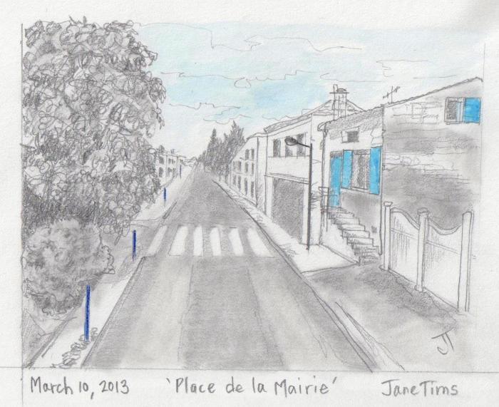 'Place de la Mairie'