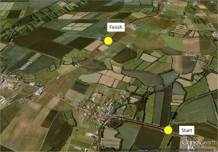 map 4-5-3