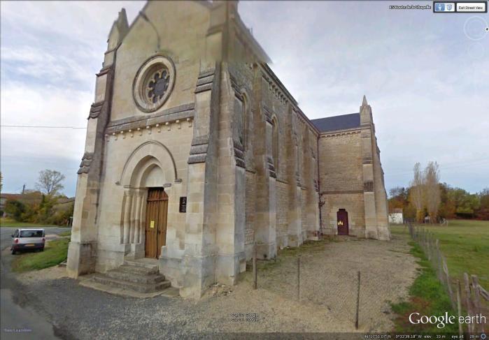 Chapelle de Saint Macrine
