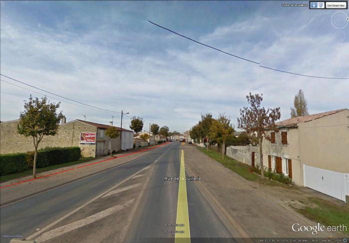 street in Ferrieres