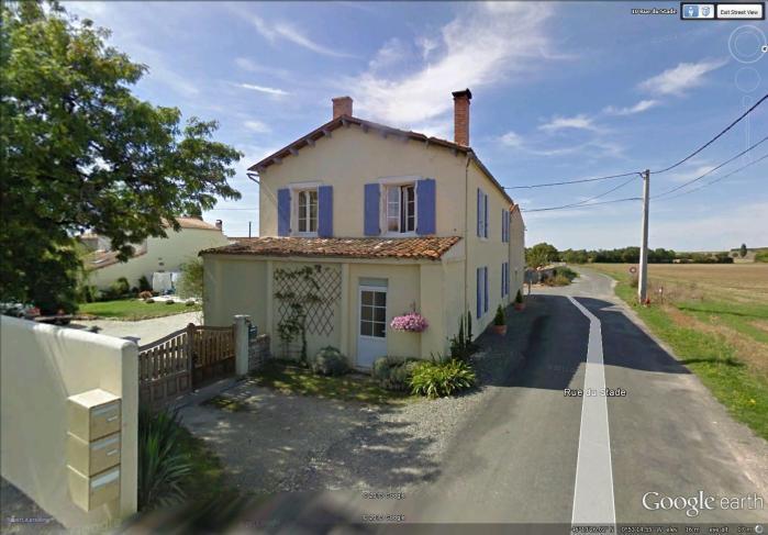 yard in Saint-Sauveur-d'Aunis