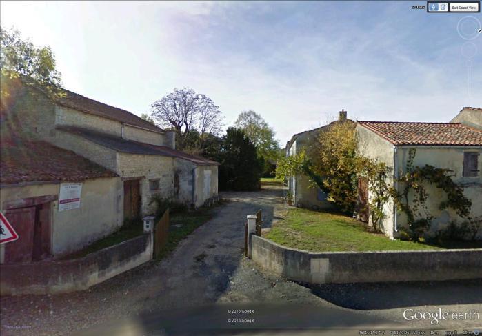houses in Le Gué d'Alleré