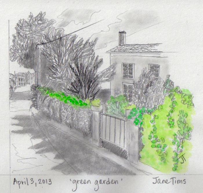 'green garden'