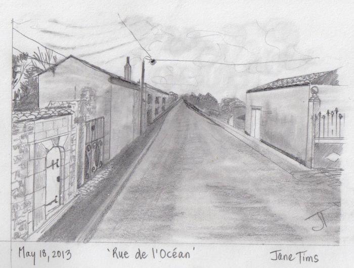 'Rue de l'Ocean'