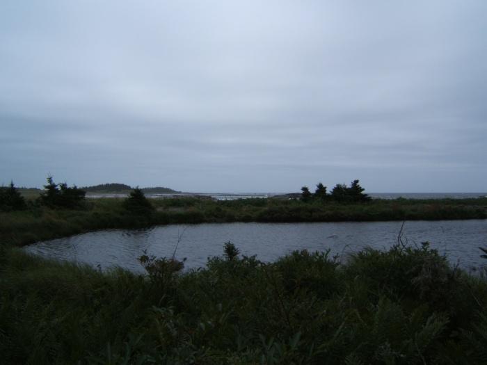 near Torr Bay, Nova Scotia