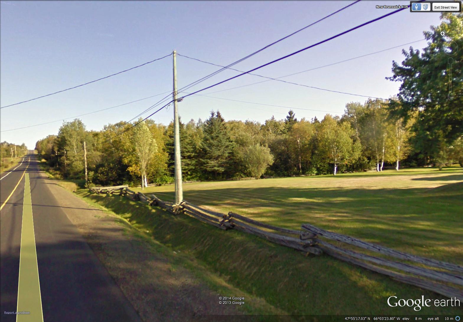 rail fence Nash Creek