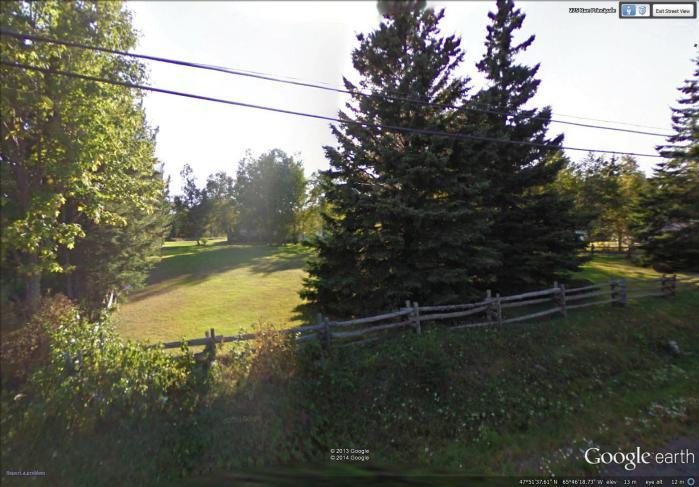 rail fence Pointe verte
