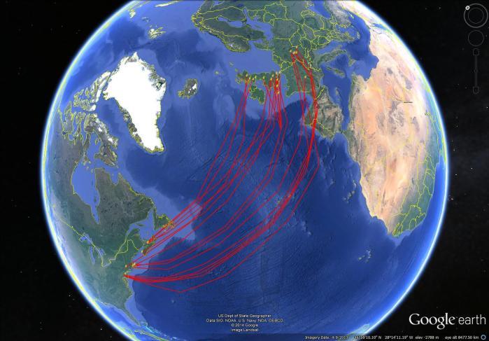 map of origins