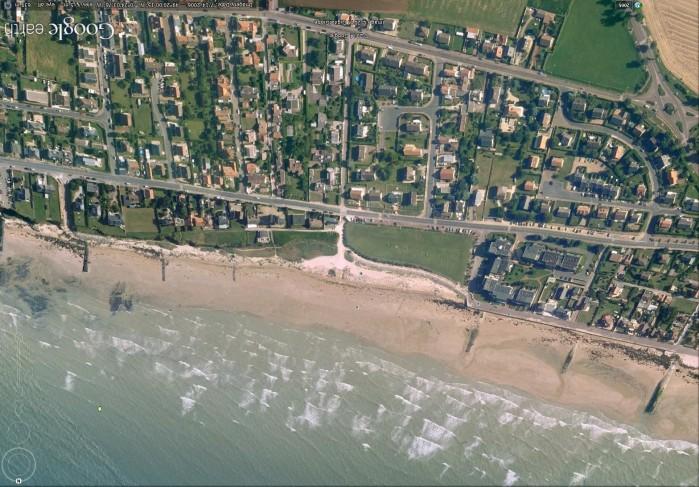 beach at St-Aubin-Sur-Mer