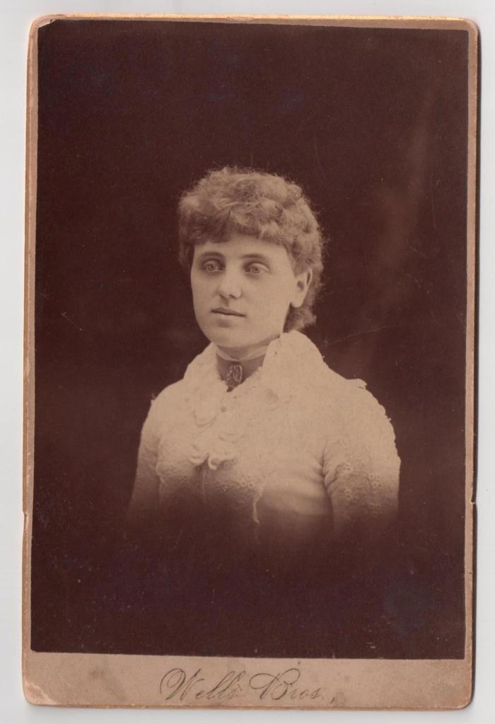 Sadie Hawk (1863-1921)