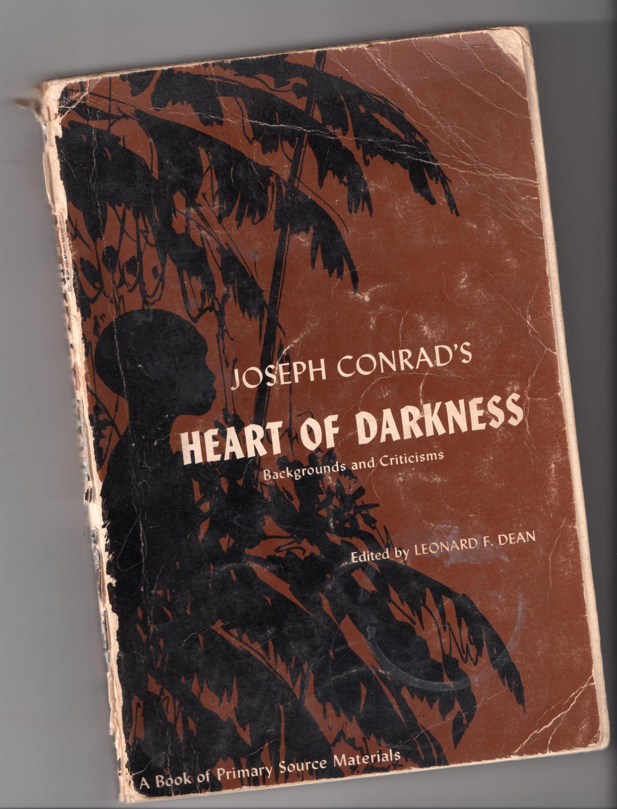 an in depth analysis of joseph conrads novel heart of darkness Heart of darkness is also considered the first modern novel: unlike the stories of the previous century, conrad's novel is much more pessimistic and it contained a critic of the society.