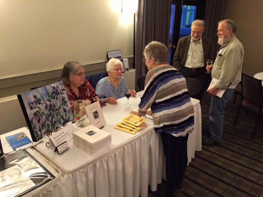 book table WFNB May 2016
