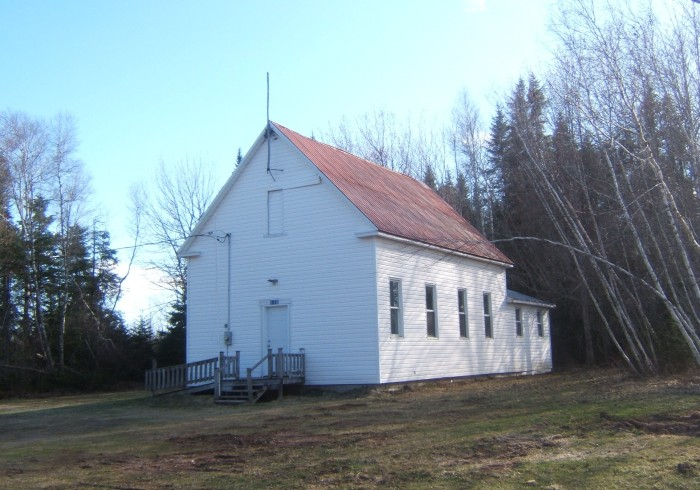 Bunker Hill School Rusagonis Station