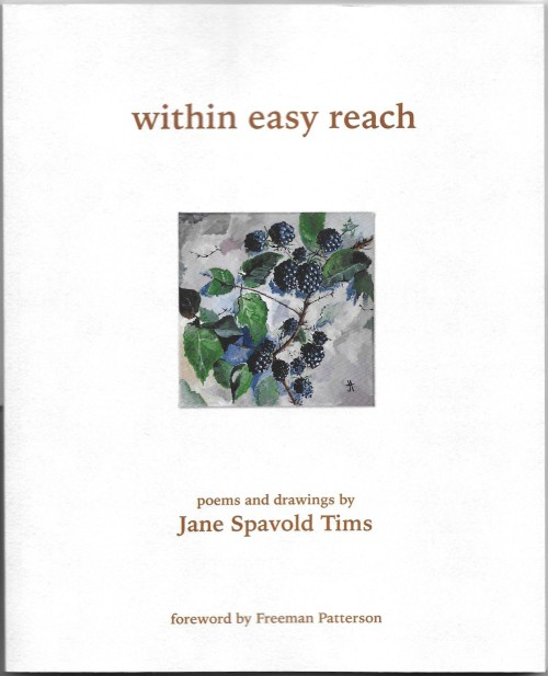 'within easy reach' 2016 Jane Spavold Tims