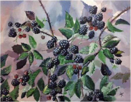 berries and brambles