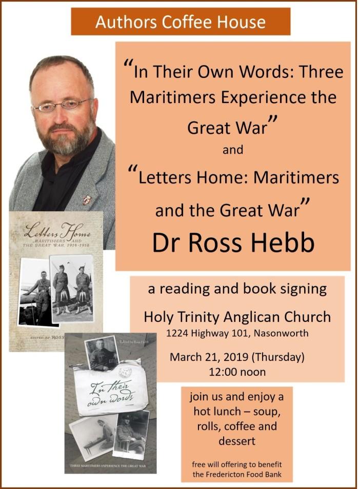 Ross Hebb Poster