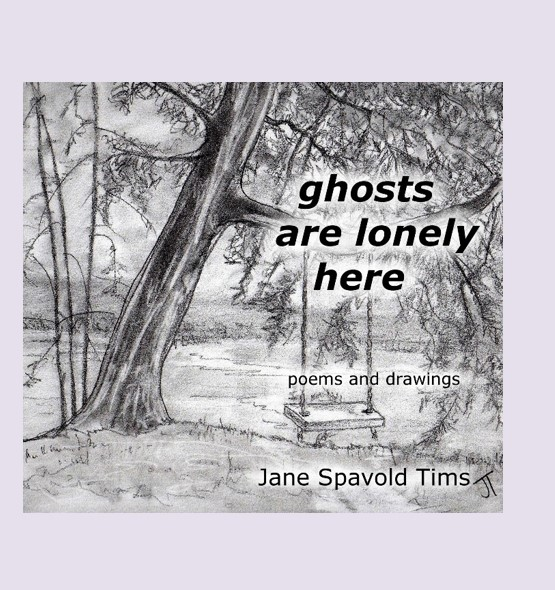 ghosts are lonely here cover pp