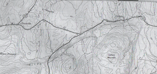 sample Walling map