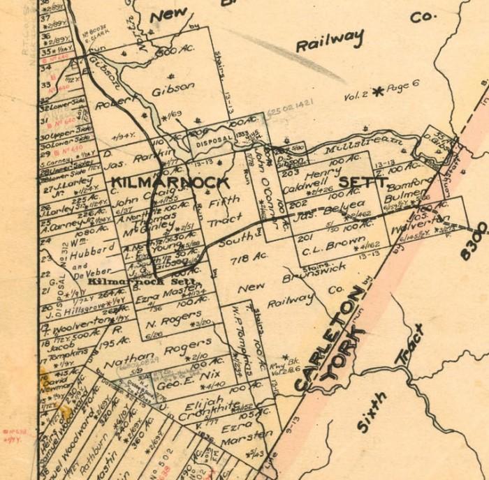kilmarnock grant map